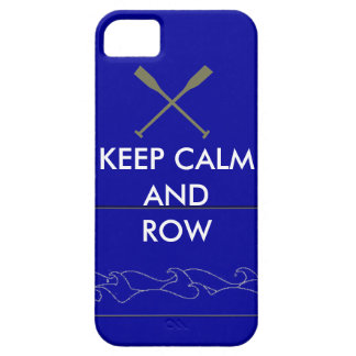 Rowing IPhone 5 Case