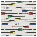 Rowing Oars Fabric