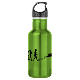 Rowing Racing Shell Sport 532 Ml Water Bottle