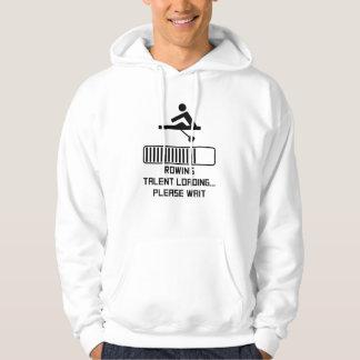 Rowing Talent Loading Hoodie