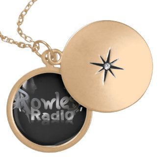 Rowles Radio Neckless Locket