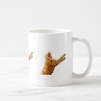 """ROWR!"" ~ Louie isn't always a quiet kitty! Coffee Mug"