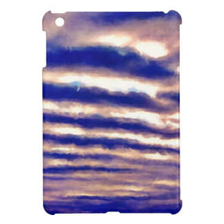 Rows of Clouds iPad Mini Case