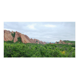 Roxborough Valley Woodland and Rock Forms Card