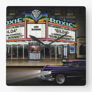 Roxie Picture Show Clocks