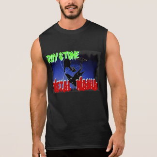 ROY STONE METAL MANIA T-SHIRT