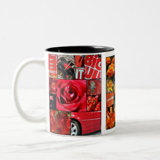 ROY Two-Tone COFFEE MUG