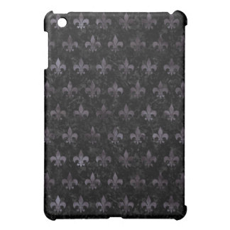 ROYAL1 BLACK MARBLE & BLACK WATERCOLOR (R) iPad MINI CASES