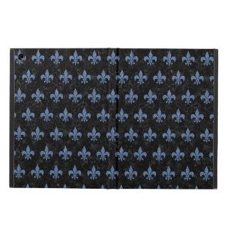 ROYAL1 BLACK MARBLE & BLUE DENIM (R) CASE FOR iPad AIR