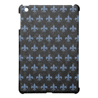 ROYAL1 BLACK MARBLE & BLUE DENIM (R) COVER FOR THE iPad MINI