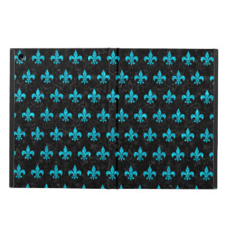 ROYAL1 BLACK MARBLE & TURQUOISE MARBLE (R) CASE FOR iPad AIR