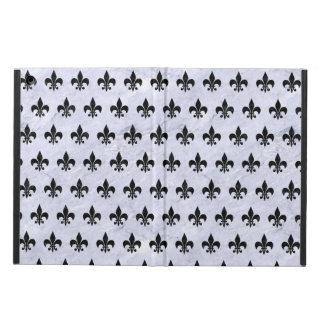 ROYAL1 BLACK MARBLE & WHITE MARBLE COVER FOR iPad AIR