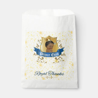 Royal African Prince Elegant Party Favour Bags