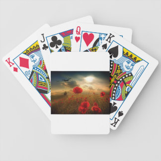 Royal Air Force Tribute Bicycle Playing Cards