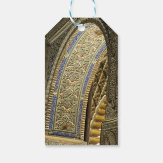Royal Alcázar of Seville Pack Of Gift Tags