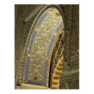 Royal Alcázar of Seville Postcard