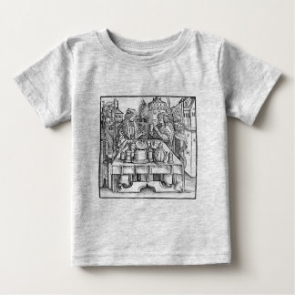 Royal Alchemist in the Castle Baby T-Shirt