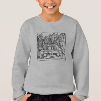 Royal Alchemist in the Castle Sweatshirt
