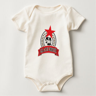 royal all-star service baby bodysuit