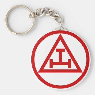 Royal Arch Chapter Keychain