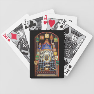 Royal Arch Masonic Playing Cards