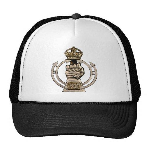 Royal Armoured Corps Mesh Hats
