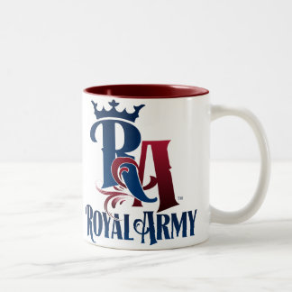 Royal Army Emblem Mug