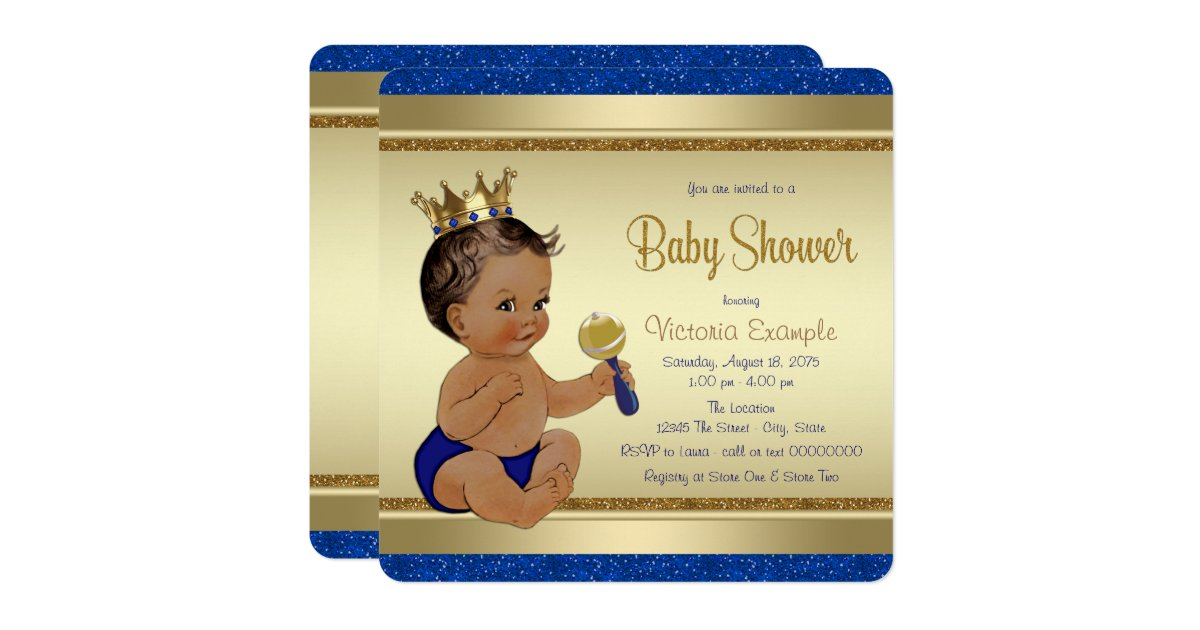 Ethnic Baby Shower Invitations – diabetesmang.info