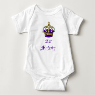 Royal Baby Crown Prince or Princess Creeper