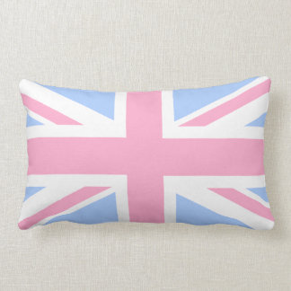 Royal Baby Union Jack Lumbar Pillow