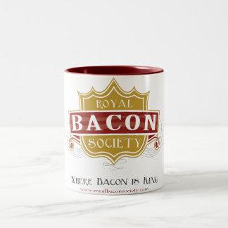 Royal Bacon Society Logo Mug