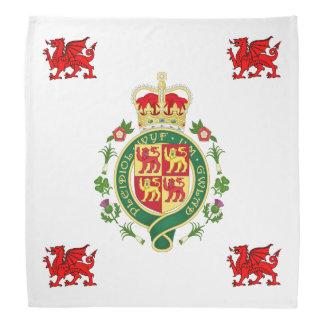 Royal Badge of Wales Bandana