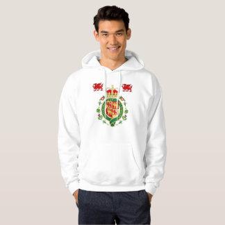Royal Badge of Wales Hoodie