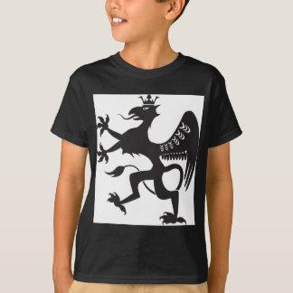 Royal Beast winged catbird T-Shirt