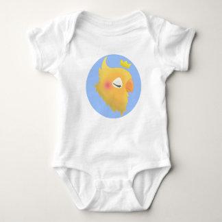 Royal Bird Baby Bodysuit