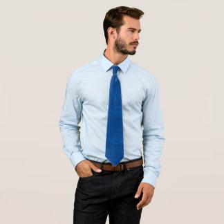 Royal Blue Armani Pastel Paper Satin Necktie