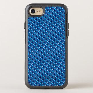Royal Blue Drop Stud Studded Metal Effect Metallic OtterBox Symmetry iPhone 7 Case