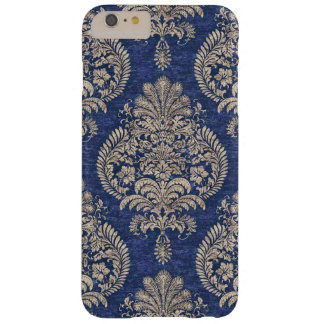 Royal Blue Paper Design I phone 6 Plus Barely There iPhone 6 Plus Case