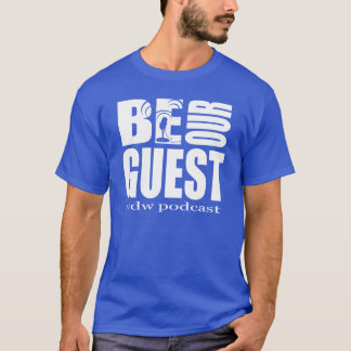 Royal-Blue Unisex BOGP T-Shirt