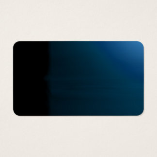 Royal Blue Unusual Visual Identifiers Biz Card