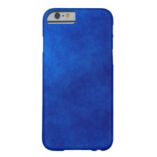 Royal Blue Watercolor Abstract, iPhone 6/6s Case