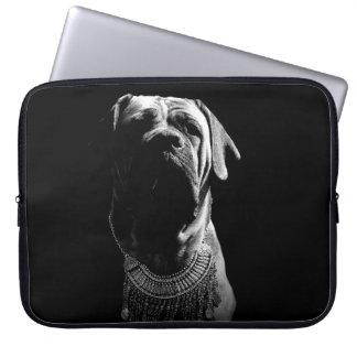 Royal BoerBull Black Noir Laptop Sleeve