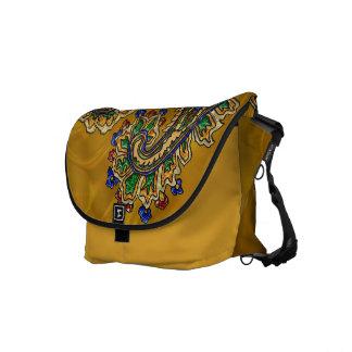 Royal Boho Gems Courier Bags