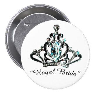 """Royal Bride"" Tiara buttons"