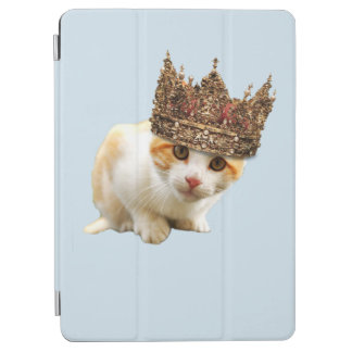 royal Cat #1 iPad Air Cover