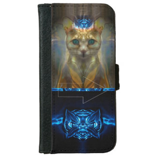 Royal Cat iPhone 6 Wallet Case