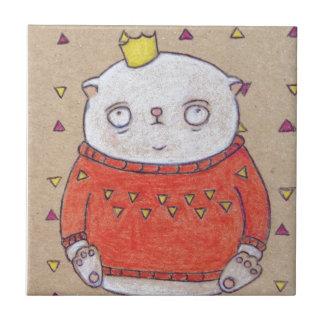 royal cat king pin ceramic tiles