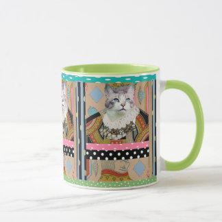 Royal Cats Series - King Izzy Mug