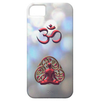 Royal Celtic Meditation OM-Symbol for iPhone 5 Case For The iPhone 5