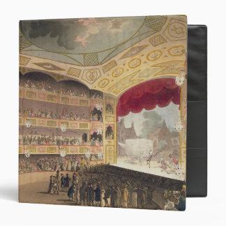 Royal Circus Vinyl Binder